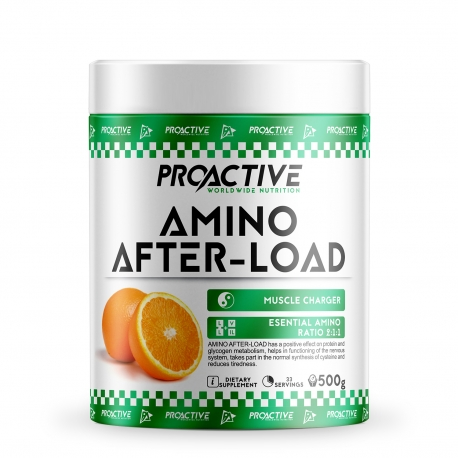 AMINO AFTER LOAD
