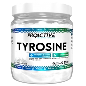 PROACTIVE TYROSINE 200G NATURAL