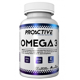 ProActive Omega 3 60caps