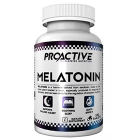 Proactive Melatonin 180tabl